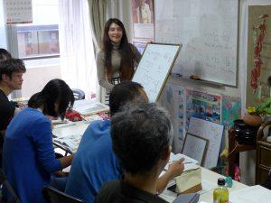 ビルマ語教室②